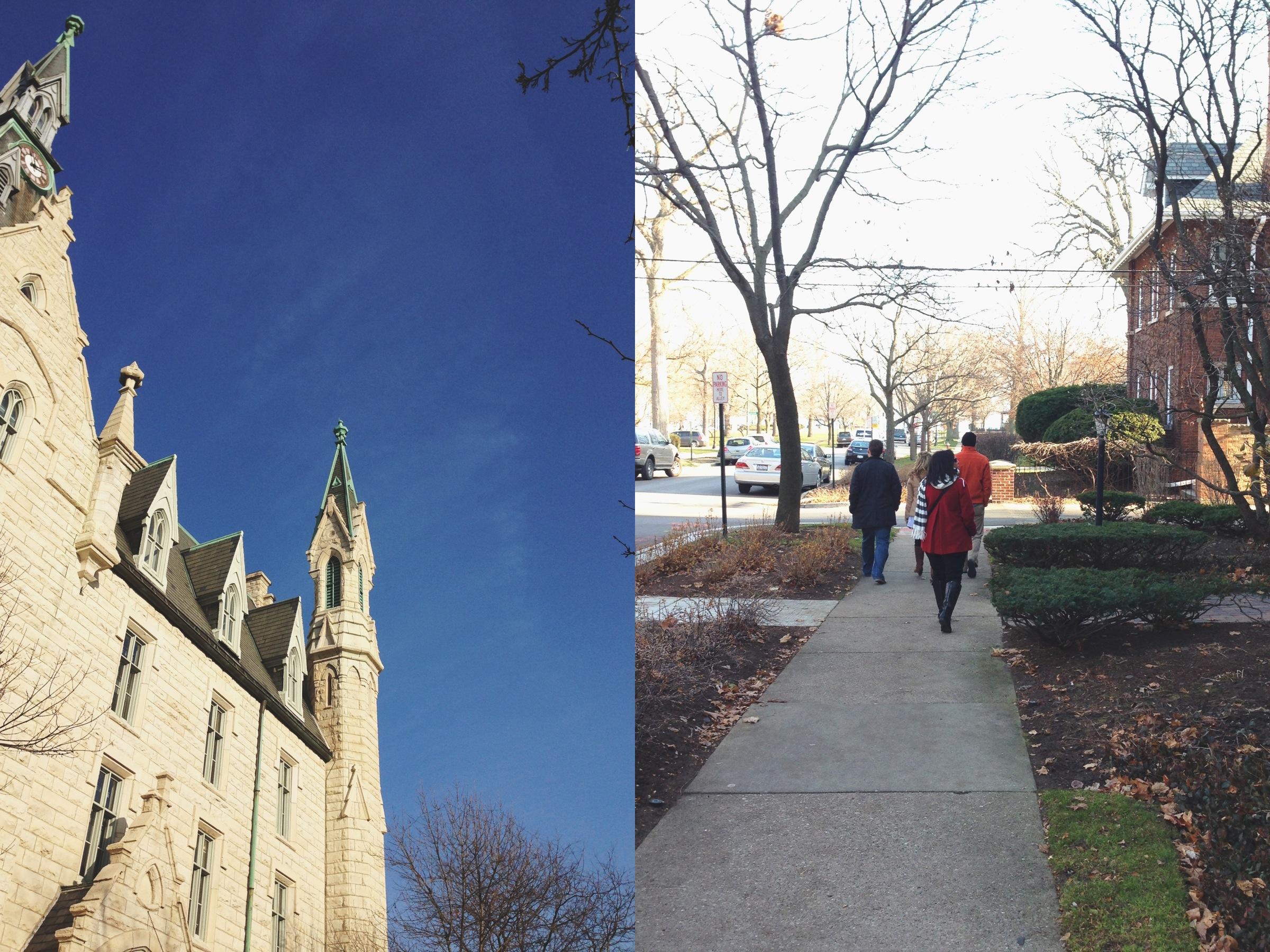 evanston | northwestern university