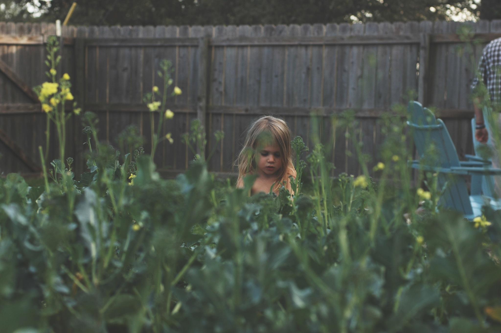 my little gardener