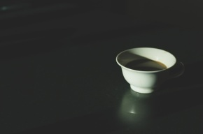 shadows in my coffee